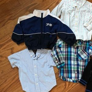 Shirts & Tops - Toddler Boy Bundle of 18-24M Clothes